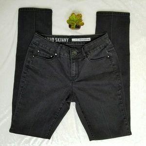 DKNY Black Soho Skinny Denim Jeans